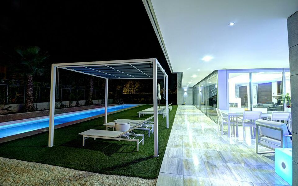 Beach & Golf Luxury Villa Alicante, Alicante (25)