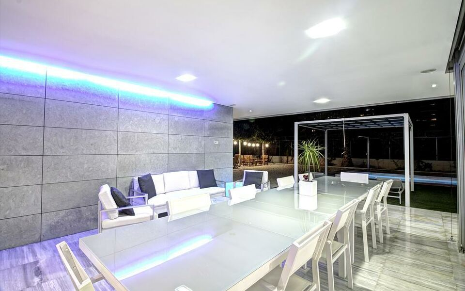 Beach & Golf Luxury Villa Alicante, Alicante (26)