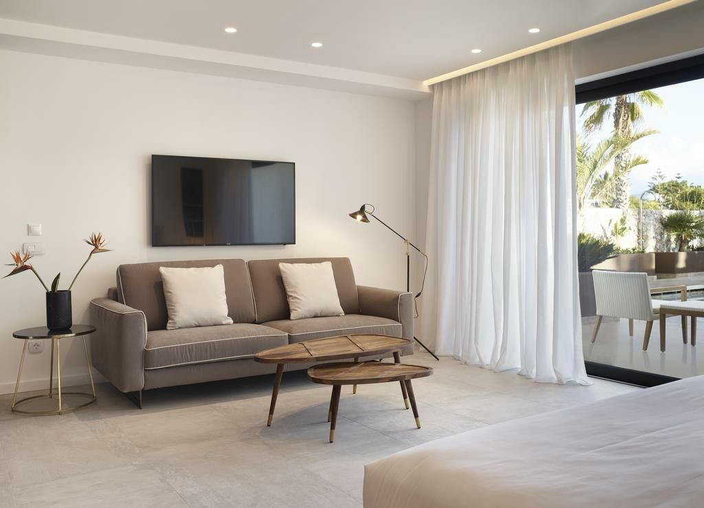 Lango design hotel spa adults only kos griechenland for Design hotels griechenland