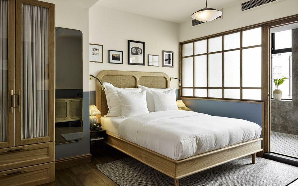 Hotel sanders kopenhagen d nemark for Hotels in kopenhagen zentrum