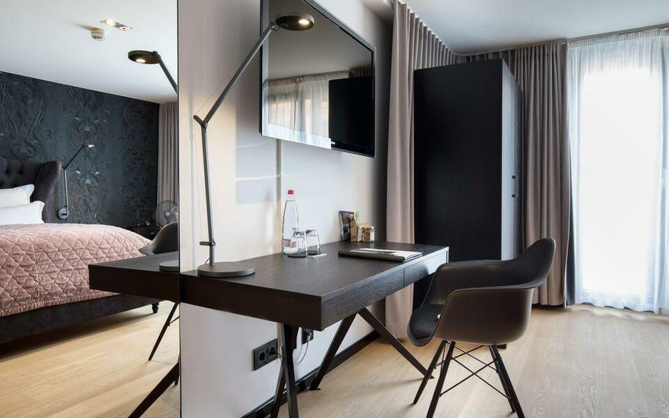 Hotel la maison a design boutique hotel munich germany for Design hotel schwabing