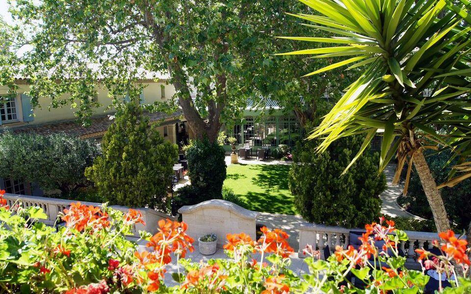 Hotel Villa Mazarin Aigues
