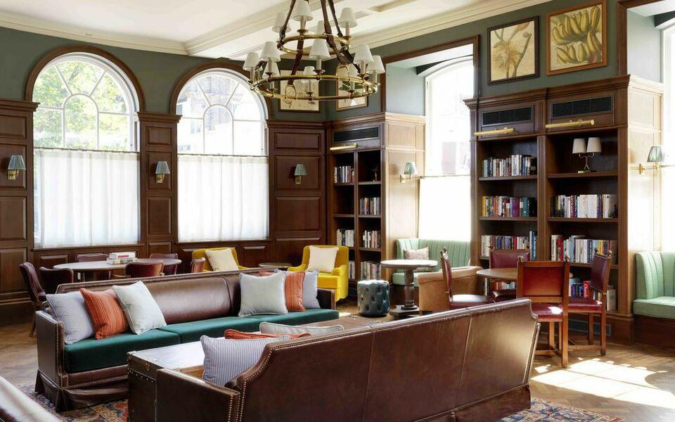 University Arms Autograph Collection A Design Boutique Hotel Beauteous Interior Design University Collection