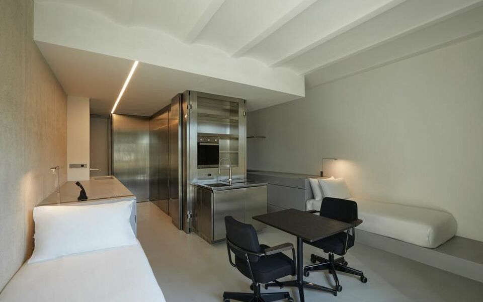 The Rooms of Rome - Palazzo Rhinoceros | Designed by Jean Nouvel |, Rome (3)