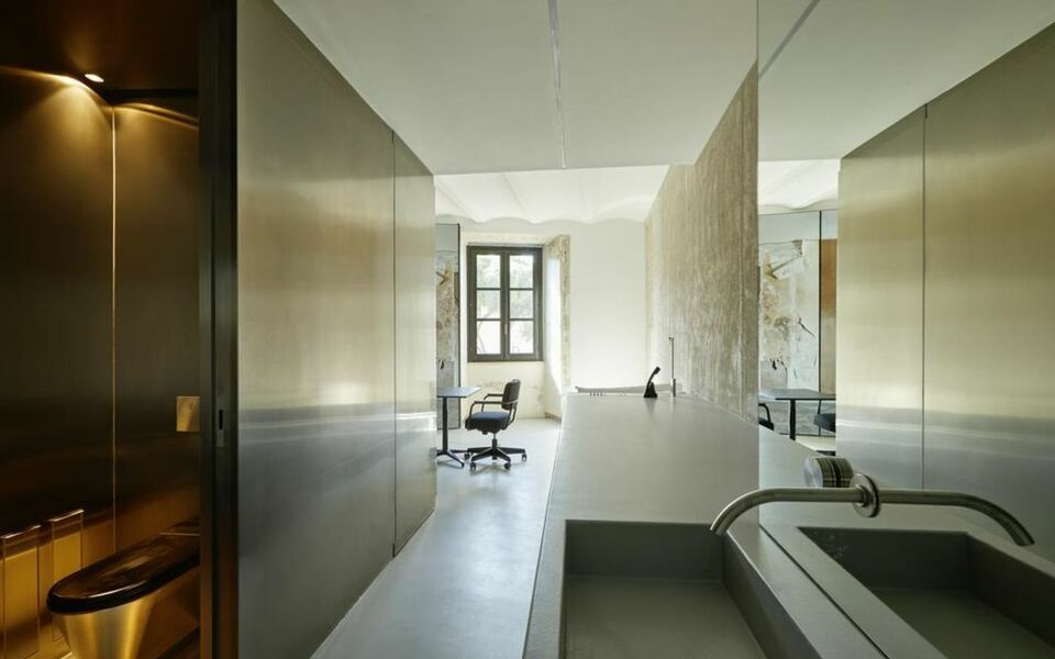The Rooms of Rome - Palazzo Rhinoceros | Designed by Jean Nouvel |, Rome (4)