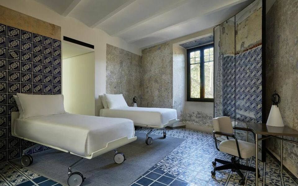 The Rooms of Rome - Palazzo Rhinoceros | Designed by Jean Nouvel |, Rome (5)