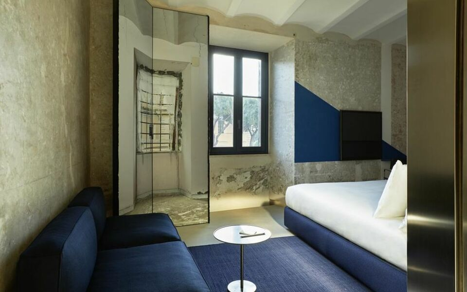 The Rooms of Rome - Palazzo Rhinoceros | Designed by Jean Nouvel |, Rome (6)