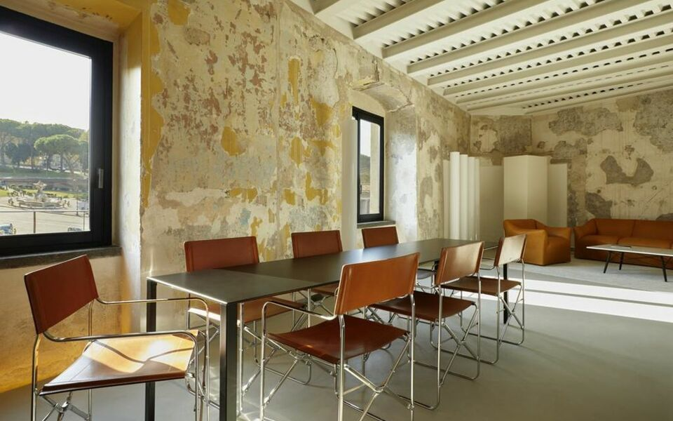 The Rooms of Rome - Palazzo Rhinoceros | Designed by Jean Nouvel |, Rome (7)