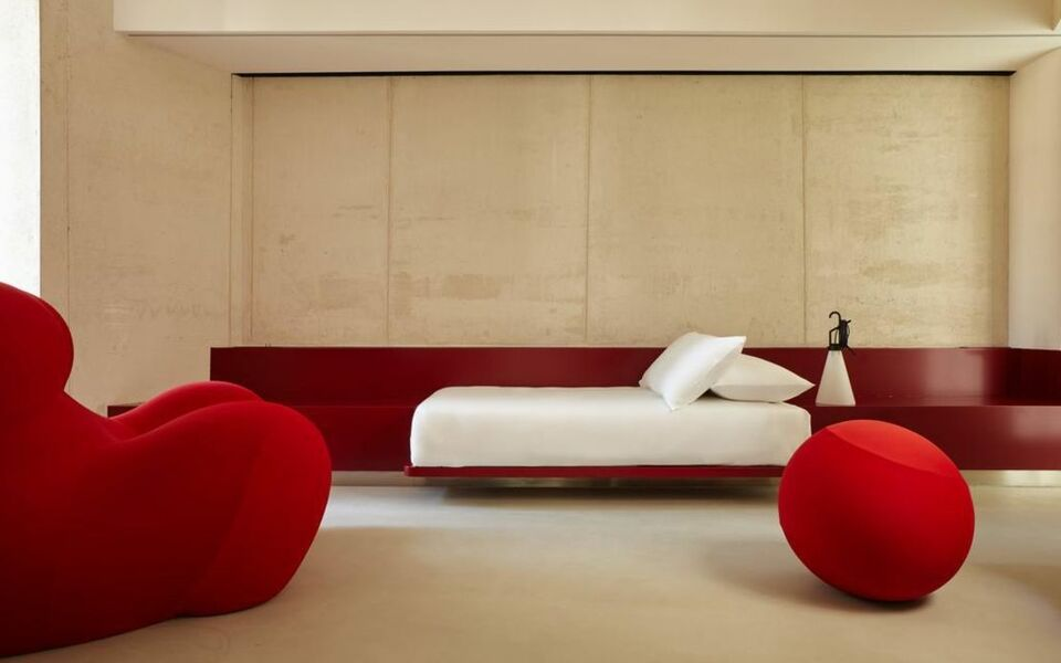 The Rooms of Rome - Palazzo Rhinoceros | Designed by Jean Nouvel |, Rome (9)