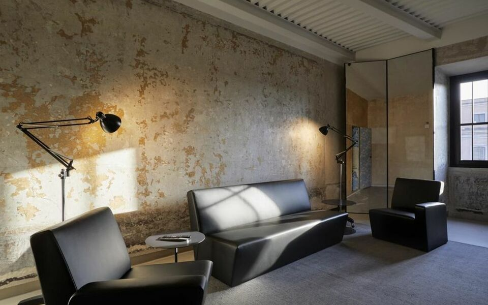 The Rooms of Rome - Palazzo Rhinoceros | Designed by Jean Nouvel |, Rome (10)