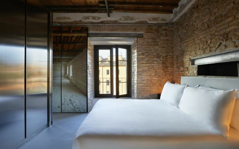 The Rooms of Rome - Palazzo Rhinoceros | Designed by Jean Nouvel |, Rome (12)