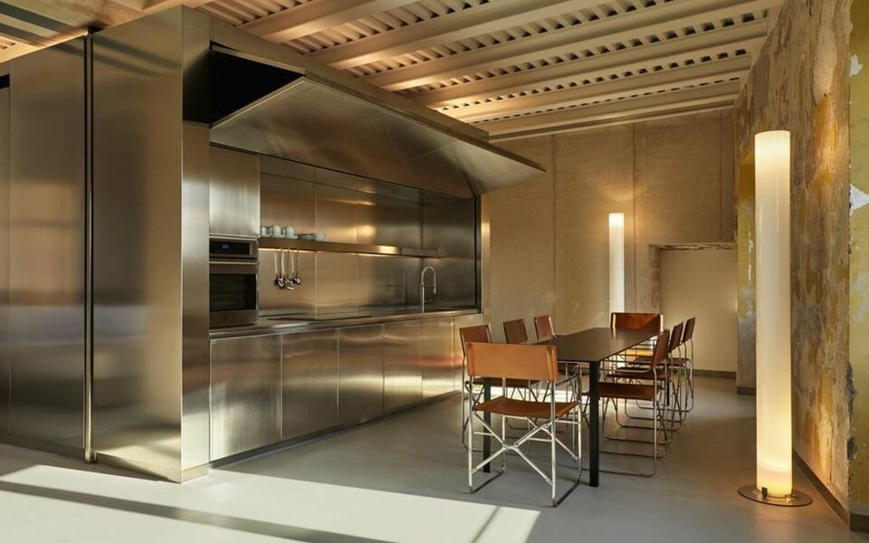 The Rooms of Rome - Palazzo Rhinoceros | Designed by Jean Nouvel |, Rome (17)