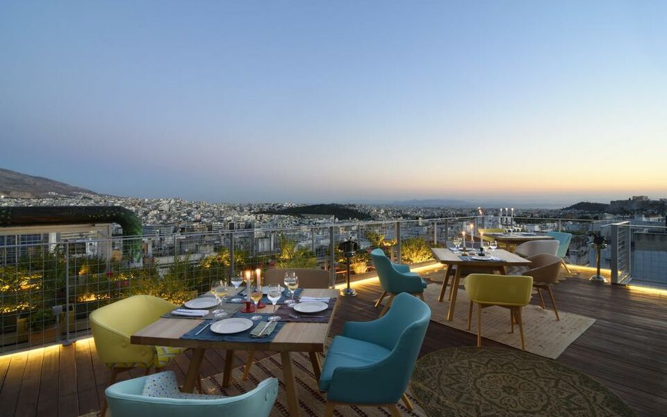 Coco-Mat Hotel Athens,  (1)