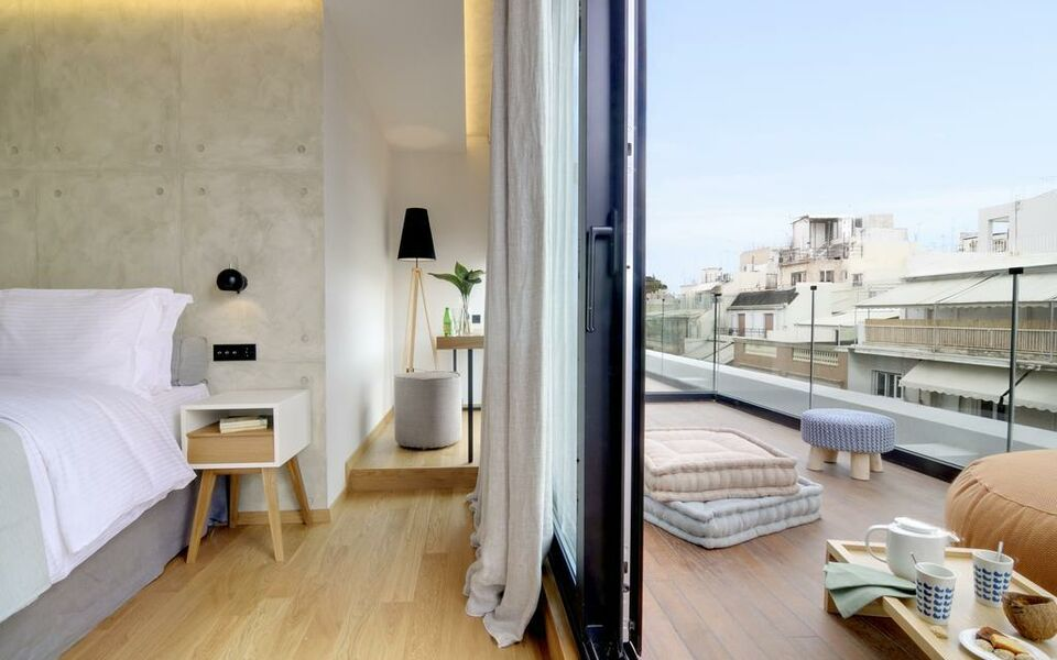 Coco-Mat Hotel Athens,  (3)