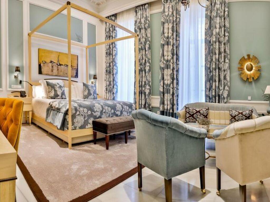 Hotel Casa Palacio Maria Luisa A Design Boutique Hotel Jerez De La Frontera Spain