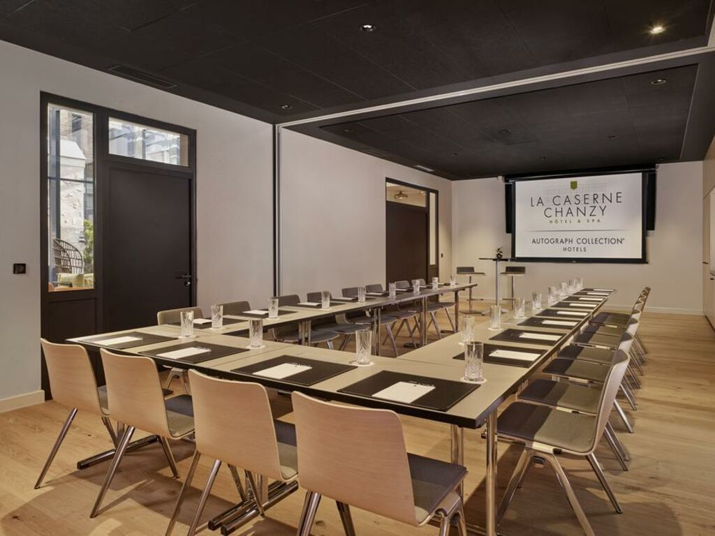 Spa Chalons En Champagne la caserne chanzy hotel & spa, autograph collection, a
