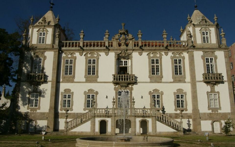 Pestana Palácio Do Freixo Pousada National Monument