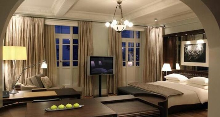 Park hyatt istanbul macka palas a design boutique hotel for Decor hotel istanbul
