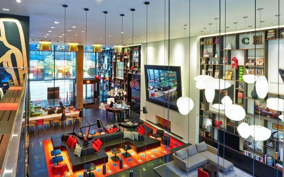 Cinema Cafe New York Ny