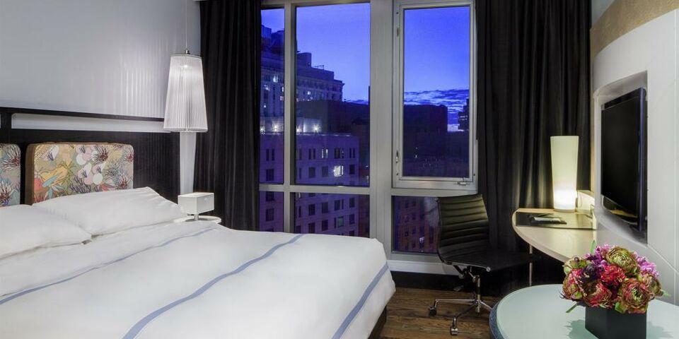 W New York Union Square City états Unis My Boutique Hotel