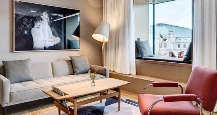The guesthouse vienna wien sterreich for Design und boutique hotels wien