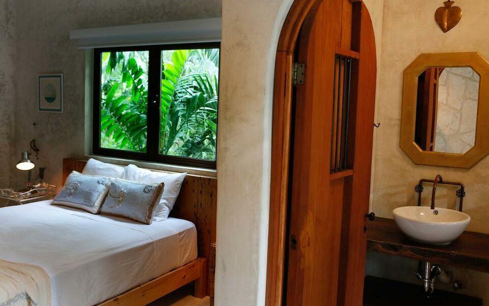hotel la semilla adults only playa del carmen m xico. Black Bedroom Furniture Sets. Home Design Ideas