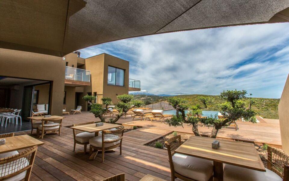 Hotel Version Maquis Santa Manza  Bonifacio  France