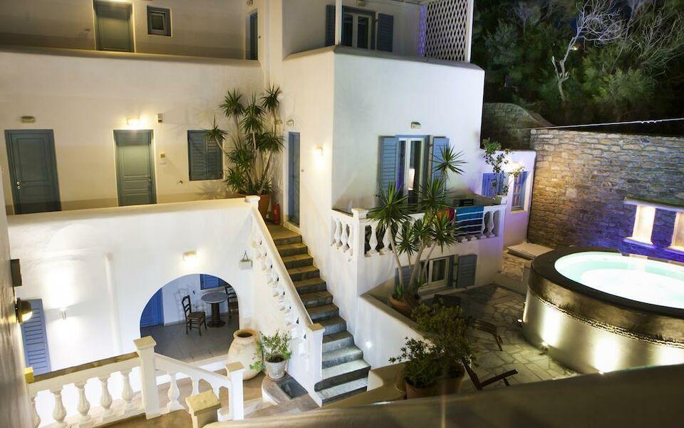 Carbonaki hotel a design boutique hotel mykonos greece for Design boutique hotel mykonos