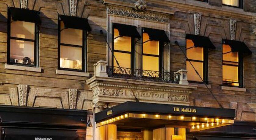 The marlton hotel a design boutique hotel new york city for Design boutique hotels new york