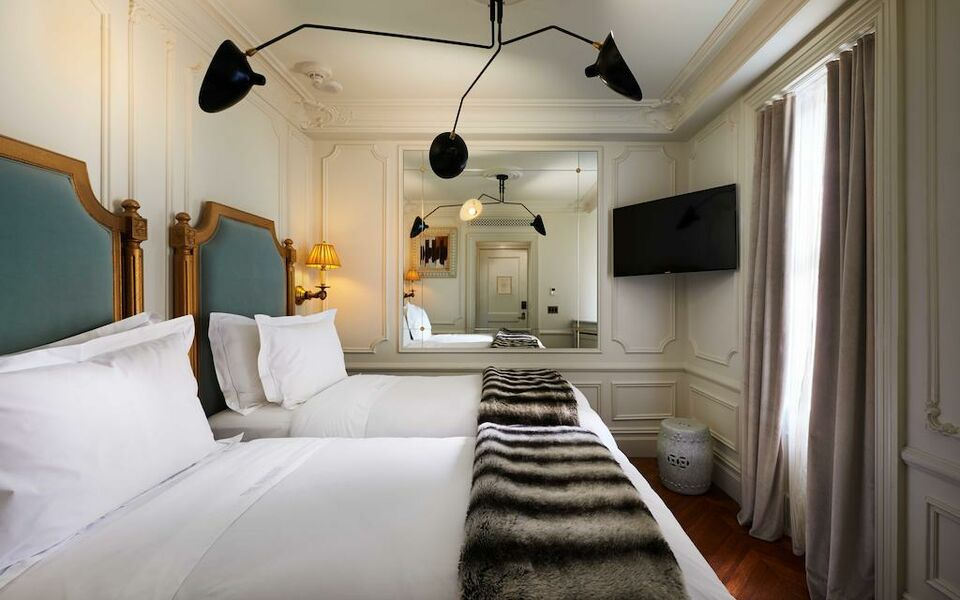 The Marlton Hotel, New York, Greenwich Village (3)