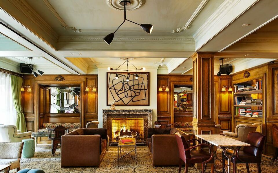 The Marlton Hotel, New York, Greenwich Village (4)