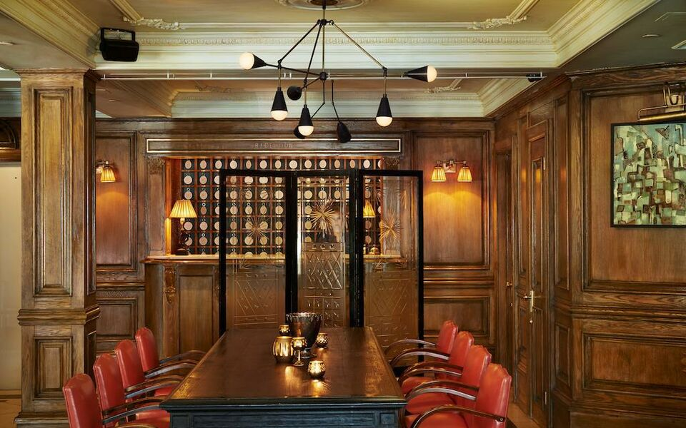 The Marlton Hotel, New York, Greenwich Village (9)