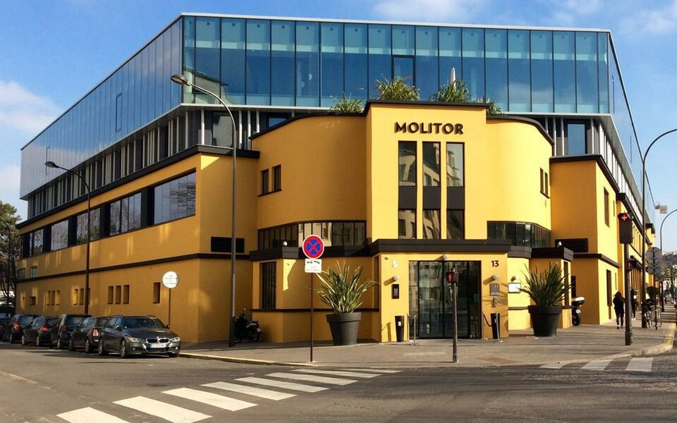 Molitor paris mgallery by sofitel paris france my boutique hotel - Sofitel paris porte de sevres ...