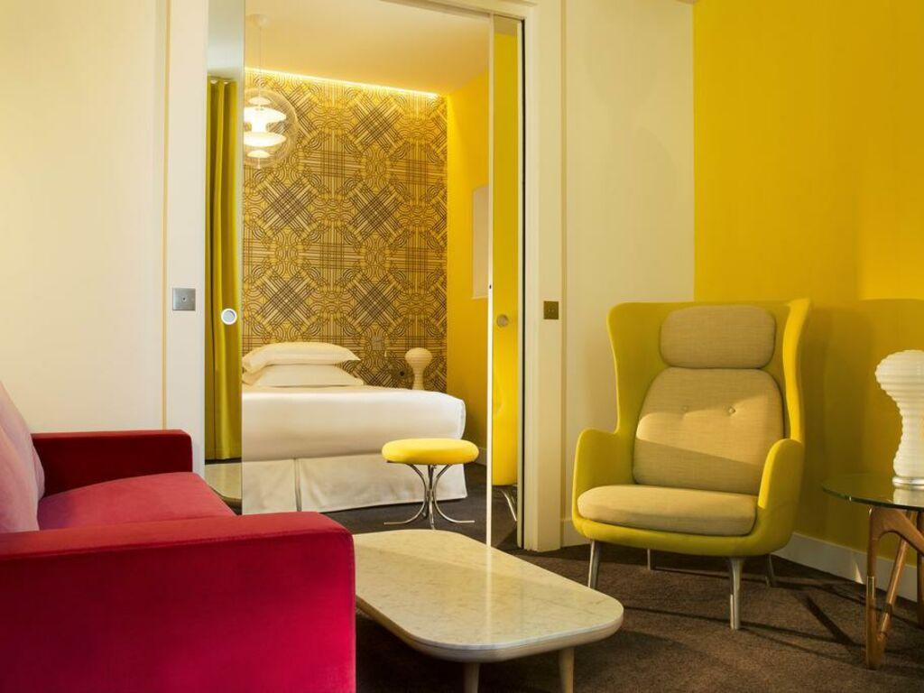 Hotel Dupond-Smith, a Design Boutique Hotel Paris, France
