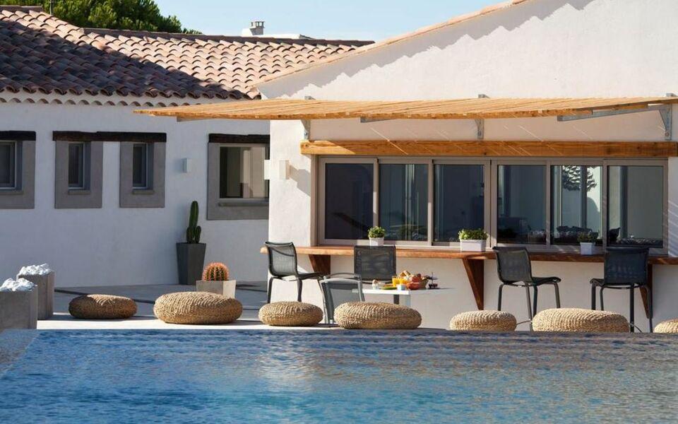 lodge sainte helene a design boutique hotel saintes maries de la mer france. Black Bedroom Furniture Sets. Home Design Ideas