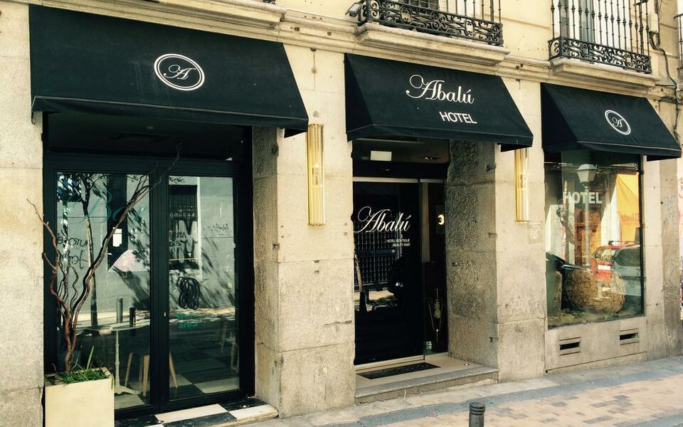 Abal boutique design hotel madrid espagne my for Design hotel urban madrid