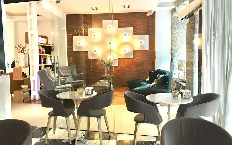 Abal boutique design hotel a design boutique hotel for Design hotel madrid