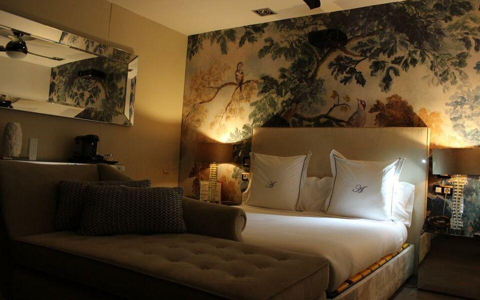 Abal boutique design hotel a design boutique hotel for Design hotel madrid