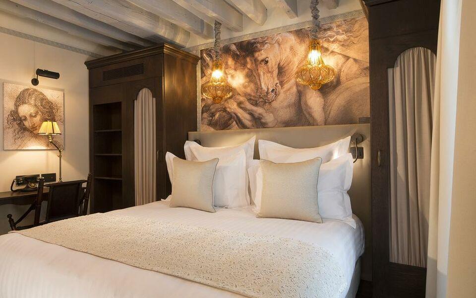 H tel da vinci spa a design boutique hotel paris france for Boutique hotel paris 8e