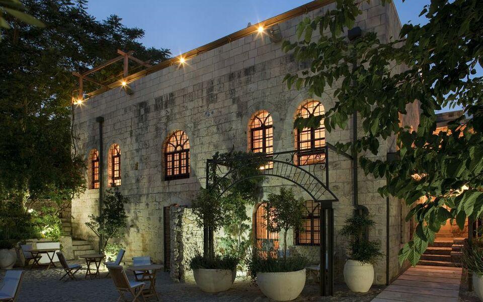 Alegra boutique hotel a design boutique hotel jerusalem for Hotel design jerusalem