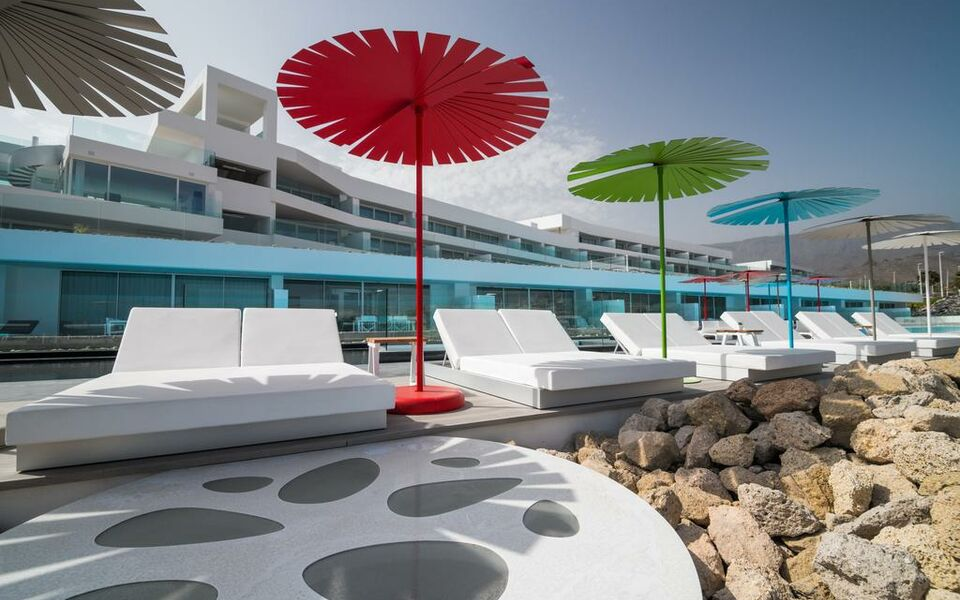 Hotel baobab suites a design boutique hotel adeje spain for Teneriffa design hotel