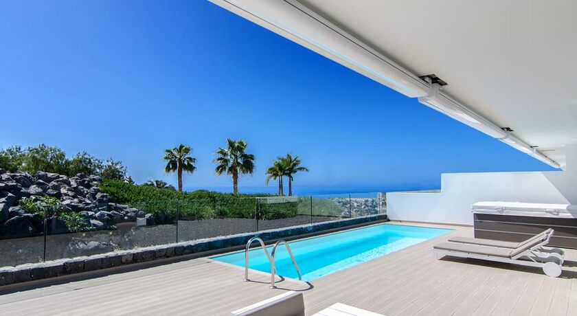 Hotel baobab suites adeje espagne my boutique hotel for Hotel avec piscine privative