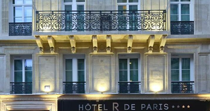 H tel r de paris boutique hotel a design boutique hotel for Design hotels france