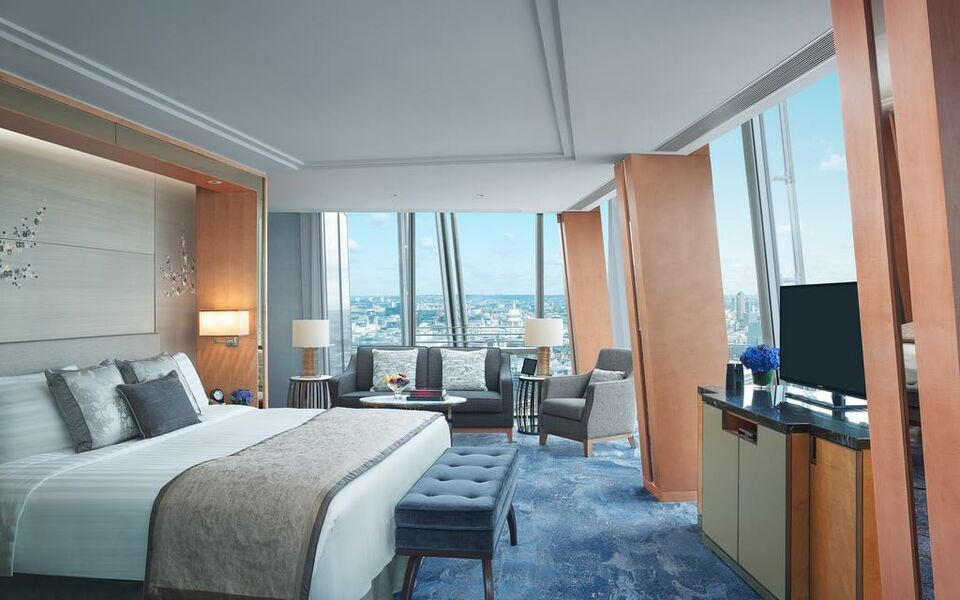 The Shard Hotel Room Rates