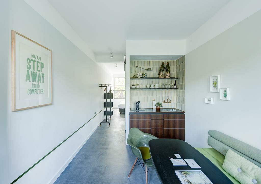 Stout co a design boutique hotel amsterdam netherlands for Design boutique hotels amsterdam