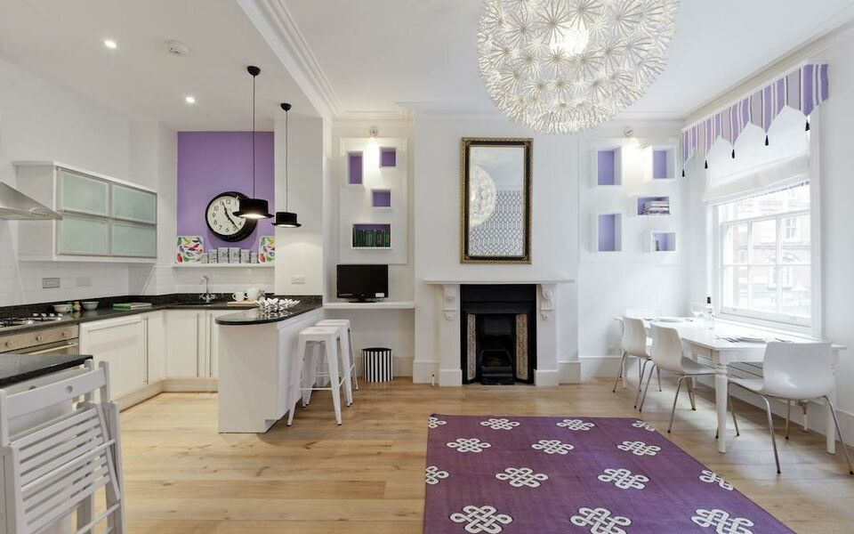 onefinestay - Covent Garden apartments, London, Central London (17)