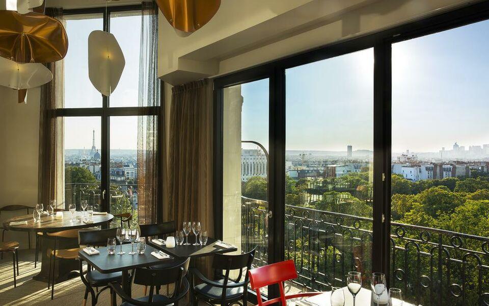 Terrass Hotel Rooftop Restaurant