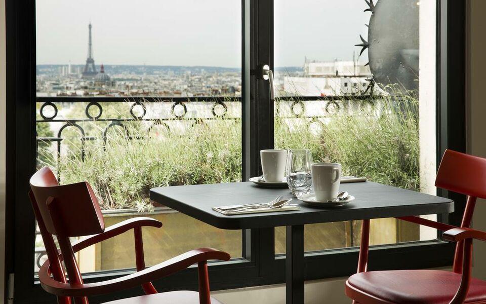 Hotel Montmartre By Mh Paris