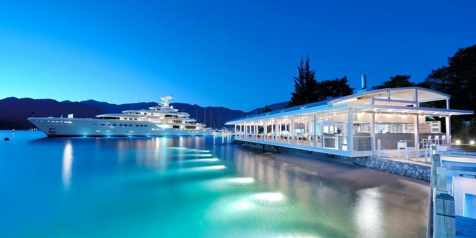 D resort gocek special category a design boutique hotel for Speciality hotels