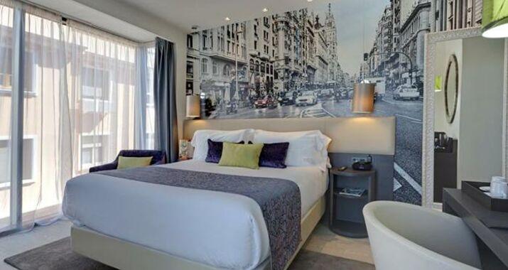 Hotel Indigo Madrid Gran Via A Design Boutique Hotel